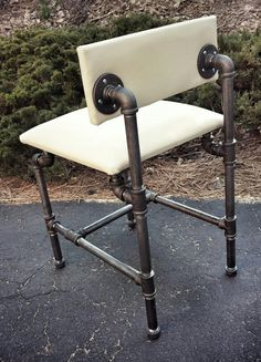Industrial stool by Lavish Design - Kelowna, BC