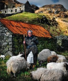 The Good Shepherdess, Ian Lawson