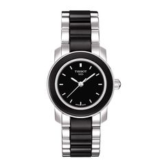 Tissot Cera Ladies Ceramic Watch. - Geeves Jewellers - suppliers of watches and jewellery, London