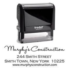 Return Address Business Stamp Customizable Personalized T... http://www.amazon.com/dp/B015ZHN45A/ref=cm_sw_r_pi_dp_gJ9sxb0GTBR23