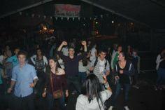 Concert lors des fêtes de Sarrance 2012