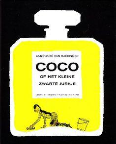 Coco of het kleine zwarte jurkje - Annemarie van Haeringen(+5) - Zilveren penseeel