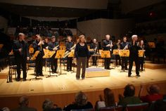 Julia Wolfe and John Adams, New World Symphony