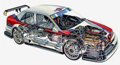 Alfa Romeo 155 DTM 4x4