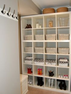 Perfect IKEA Mud Room Ideas | Our Laundry U0026 Mudroom, Our Newly Renovated Laundry  And Mudroom