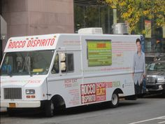 his food truck