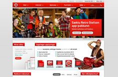 Vodafone goes lively with #joomla CMS