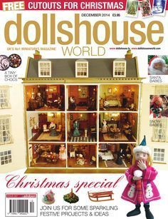 Handmade 1:12th Scale Miniature Dolls House Heritage Magazine