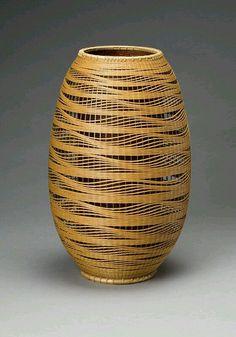 Bamboo art...