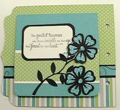 Terry Ann Diack --It's my Garage--I Can Craft In It!: All Sorts/Dotty Mini pg1