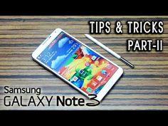 Samsung Galaxy NOTE 3 III TIPS & TRICKS (advanced) tutorial review [PART II] Samsung Note 3, Samsung Galaxy, Tips & Tricks, Galaxy Note 3, Galaxies, Notes, Report Cards, Notebook