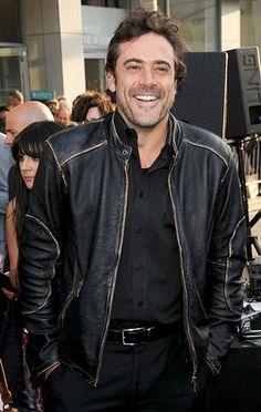 Jeffrey Dean Morgan in Hollywood on April 30, 2009