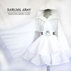 Princess Leia Organa Star Wars Cosplay Kimono Dress Wa Lolita Skirt Costume | Darling Army