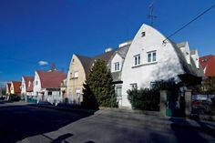 Masarykova kolónia vBratislave | ASB.sk Mansions, House Styles, Big, Home Decor, Decoration Home, Manor Houses, Room Decor, Villas, Mansion