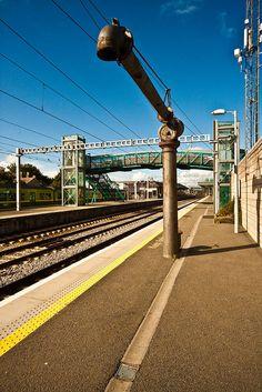 Daly Train Station - Bray