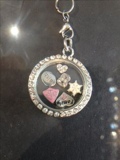 Magnetic Floating Charm Locket For Baptisms – Charming LDS Gifts