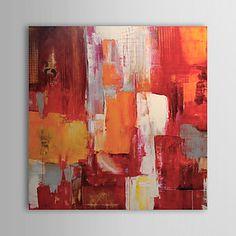 peinture à l'huile abstraite toile peinte à la main 1304-ab0470 de 2016 ? €48.01