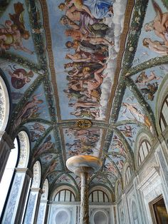 L1310007 Villa Farnesina, Rome