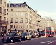 The common streets of London :-)