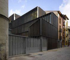 Francisco Mangado || Museo Arqueológico de Álava (Álava, España) || 2009