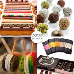 Doces Paradis/ sweets chocolate picolo