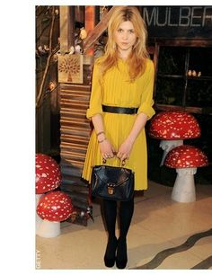 Style Icon Saturday by Meg Featuring Clémence Poésy