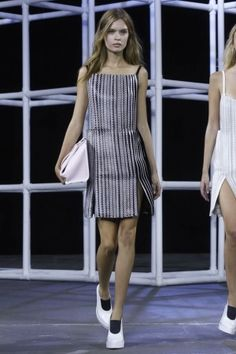 Alexander Wang Spring Summer Ready To Wear 2014 New York