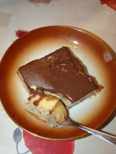 Cristina's world: Prajitura Tosca - dukan style Yummy Food, Tasty, Dukan Diet, I Foods, Pudding, Sweets, Sugar, Cookies, Healthy