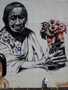 Beyond Banksy Project / El Mac 3d Street Art, Street Art Utopia, Urban Street Art, Best Street Art, Amazing Street Art, Street Artists, Urban Art, Street Mural, Street Graffiti