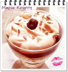 Greek Desserts, Sweet Recipes, Recipies, Pudding, Sweets, Food, Stevia, Bread, Products