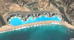 Algarrobo, Chile | 43 Incredible Photos Of Earth, As Seen From Space