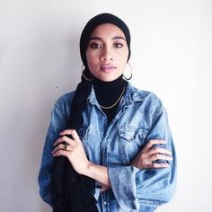 Fashion Wear, Modest Fashion, Hijab Fashion, Fashion Outfits, Yuna Singer, Yuna Zarai, Turban Style, Headgear, Street Style