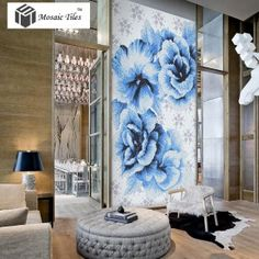 Cheap tile sticker, Buy Quality art flies directly from China tile polisher Suppliers: Customization Service We have customization service. As long as customer send us a HD photo or picture, we ca Tile Art, Mosaic Art, Mosaic Glass, Mosaic Tiles, Wall Tiles, Glass Tiles, Cheap Tiles, Mosaic Backsplash, Interior Exterior