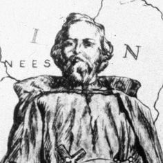 Famous People - French explorer and missionary Jacques Marquette was the first European to map the northern portion of the Mississippi River. Learn more at Biography.com.