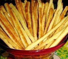 Cheese straws in 25 minutes. Cheese Straws, Good Food, Yummy Food, Russian Recipes, Creative Food, Bread Baking, No Cook Meals, Food Photo, Baking Recipes