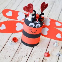 love bug candy holder