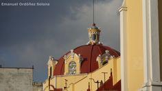 Una vista de la Catedral de Xalapa, Ver.
