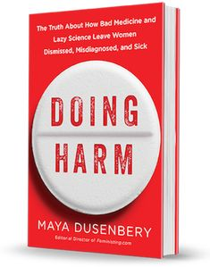 In Doing Harm, Maya Dusenbery weaves together scientific and sociological research, interviews with doctors and researchers, and personal stories from women across the country to provide the first comprehensive, accessible look at how sexism in medicine harms women today.