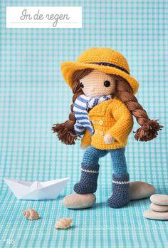 Mijn gehaakte pop by Veen Bosch & Keuning