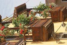Balcones en Icod de los Vinos
