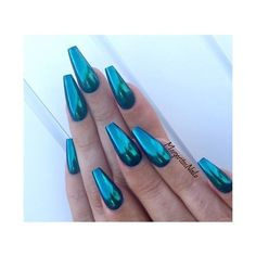 Crome Nails Nail Art Gallery ❤ liked on Polyvore featuring beauty products, nail care and nail treatments