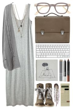 """""""TOPSET.BackToRoutine..."""" by mhurtiz ❤ liked on Polyvore featuring Brunello Cucinelli, Organic by John Patrick, Reiss, Mark's, Faber-Castell, NARS Cosmetics, BackToSchool and contest"""
