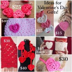 VALENTINE'S DAY GIFT LOOK BOOK @my_handmade closet Get your Valentine's Day gifts today!!! Handmade Shoes