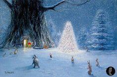 Pooh and the Magic Tree