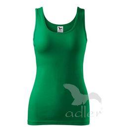 Visit site! T-shirt Triumph for Ladies, Code 136-16, GREEN MEDIUM.