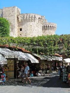 Plan Your Escape® World Travel Adventures - Unhook Now... for Life!: Rhodes Greek Island, Greece