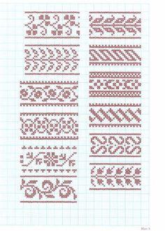 Discover thousands of images about German embroidery pattern Festliche Kreuzstichmuster von Josefine Brogyanyi - Buch portofrei bei Weltbild.at kaufen Floral Embroidery Patterns, Simple Embroidery, Machine Embroidery Patterns, Cross Stitch Embroidery, Cross Stitch Books, Cross Stitch Borders, Cross Stitch Patterns, Cross Stitch Charts, Knitting Charts