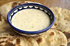 Bint Rhoda's Kitchen: Basic Tahini-Lemon Sauce, with Fish