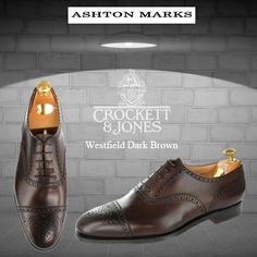 Crockett And Jones, Exclusive Collection, Shoe Brands, Dark Brown, Oxford Shoes, Dress Shoes, Store, Fashion, Moda
