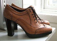 shoes, brogues